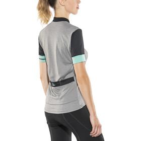 Craft Point Fietsshirt korte mouwen Dames grijs